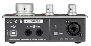 Audient iD4 best audio interface 2020